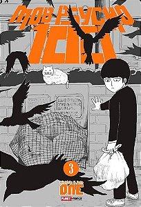 Mob Psycho 100 Vol.03