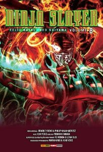 Ninja Slayer Vol.08