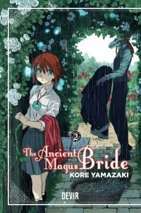The Ancient Magus Bride Vol.02