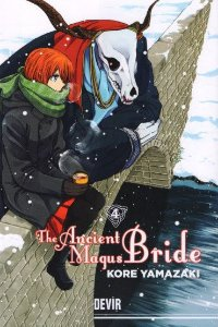 The Ancient Magus Bride Vol.04