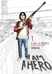 I Am A Hero Vol.01