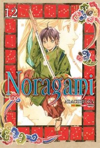 Noragami Vol.12