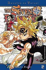 The Seven Deadly Sins Vol.29