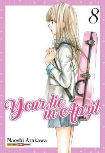 Your Lie In April Vol.08