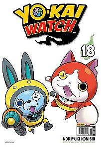 Yo-Kai Watch Vol.18