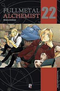 Fullmetal Alchemist Vol.22