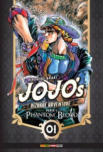 Jojo's Bizarre Adventure Vol.001
