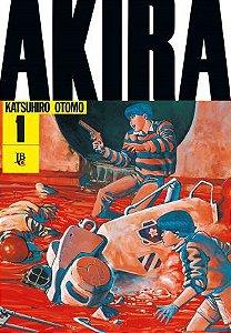 Coleção Akira Vol.01 e 02 + Postcard Exclusivo