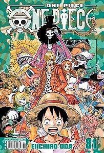 One Piece Vol.81