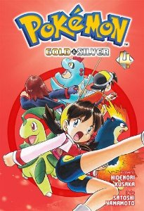 Pokémon Gold & Silver Vol.04