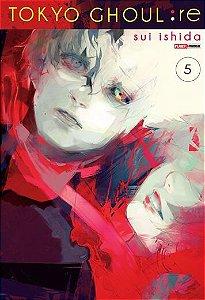 Tokyo Ghoul: RE Vol.05