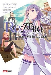 Re:Zero Vol.01