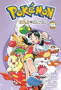 Pokémon Gold & Silver Vol.03