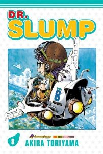 Dr. Slump Vol.08