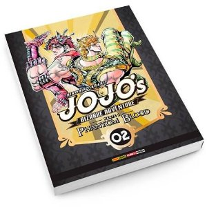 Jojo's Bizarre Adventure Vol.02