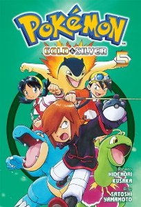 Pokémon Gold & Silver Vol.05