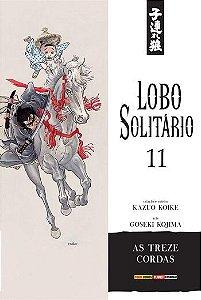 Lobo Solitário Vol.11