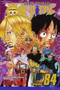 One Piece Vol.84