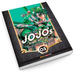 Jojo's Bizarre Adventure Vol.03