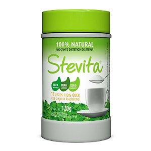 Stevita adoçante dietético em pó 120g