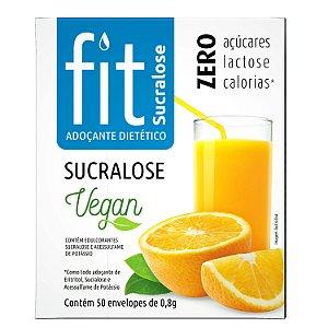 Fit Sucralose adoçante dietético sache