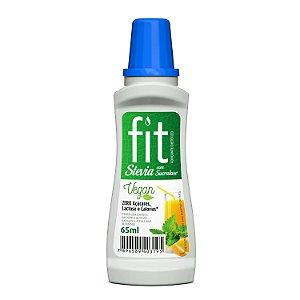 Fit Stevia com Sucralose adoçante dietético 65 ml