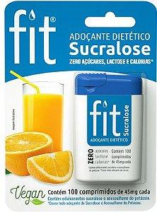Fit Sucralose adoçante dietético comprimidos
