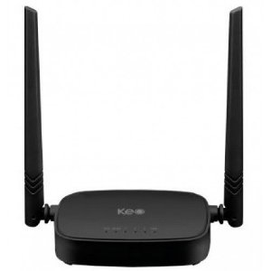 ROTEADOR WIRELESS KLR 300N 300Mbps KEO
