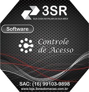Licença de Software Portaria Remota (Aplicativo)