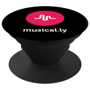 Phone Holder Musical.ly Preto