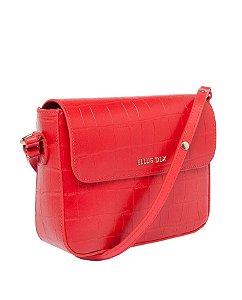 Bolsa Transversal Ellus Backpack Croco