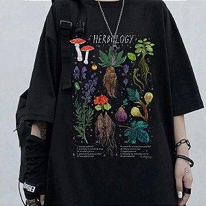 Camiseta HERBOLOGIA