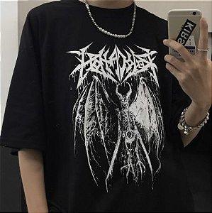 Camiseta ANJO NEGRO