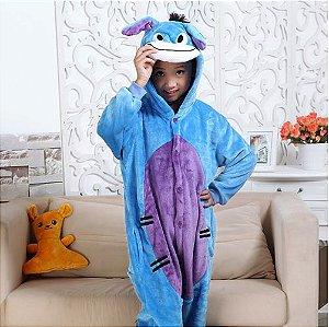 Pijama Infantil (Kigurumi) - Tigrao & Bisonho