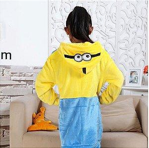 Pijama Infantil (Kigurumi) - Minion