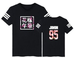 da65be903a374 Camiseta BTS - Logo Coreana - J-Hope