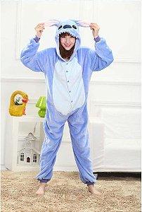 Pijama Kigurumi do Stitch