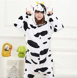 Pijama Kigurumi de Vaquinha