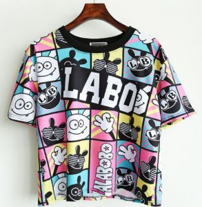 Camiseta LALABOBO