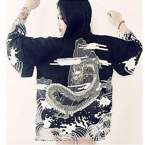 Kimono do Dragão Chinês