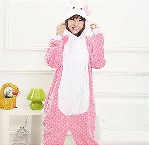 Pijama Kigurumi da Hello Kitty