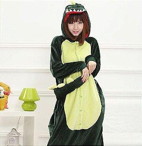 Pijama Kigurumi de Dinossauro