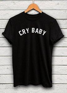 Camiseta CRY BABY - Duas Cores