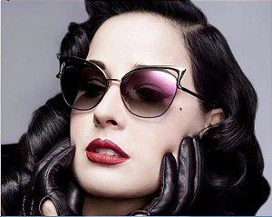 Óculos Vintage CATISH - Incríveis Cores