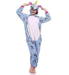 Pijama Kigurumi de Unicórnio PEGASUS
