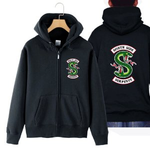 Casaco Hoodie RIVERDALE South Side Serpents - Várias Cores
