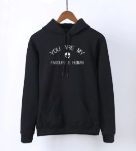 Moletom Hoodie YOU ARE MY FAVORITE HUMAN - Várias Cores