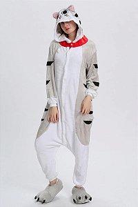 Pijama Kigurumi de GATINHO FOFO
