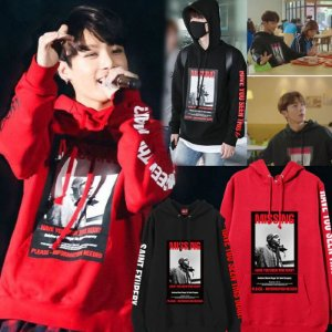 Moletom Hoodie BTS EXUPERY MISSING - Três Cores
