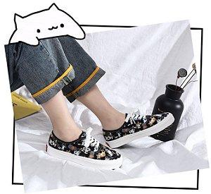 Tênis CAT PARTY - Duas Cores